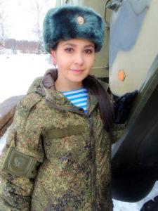 Мария Корчемкина (д. Медвежьи Озёра, Московская область) Фото Кристины Уколовой