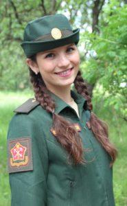 Татьяна Французова (г. Калуга) Фото Екатерины Кипяченковой