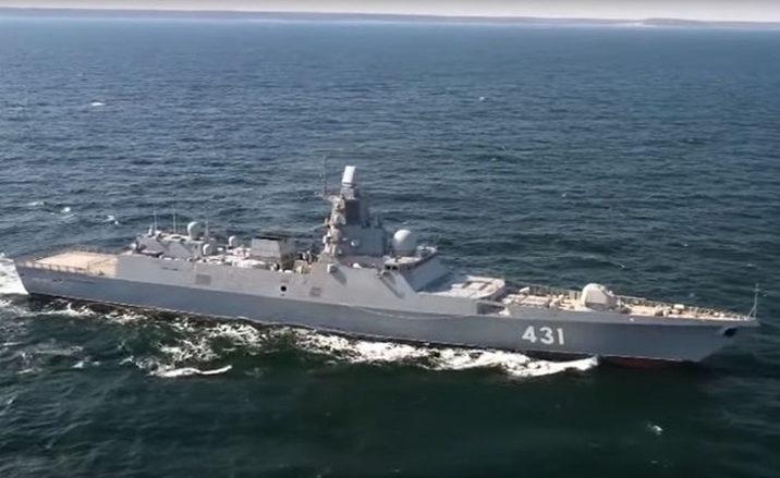 В Мировом океане постоянно присутствуют до 100 российских кораблей