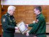 Николай Панков посетил Военный институт физической культуры (ВИФК) в Санкт-Петербурге.
