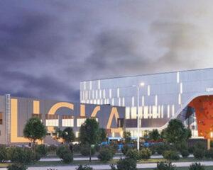 Так будет выглядеть центр скалолазания ЦСКА.