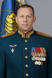 Генерал-лейтенант  Юрий ЛАСТОЧКИН.