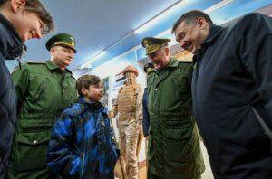 В Москве стартовала военно-патриотическая акция «Мы – армия страны! Мы – армия народа!»
