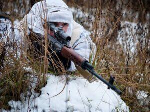 Эффективность снайперской поддержки.