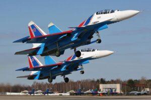 «Русские витязи» празднуют своё 30-летие.