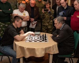 Идёт финальная шахматная битва