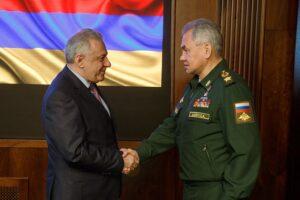 Россия и Армения углубляют стратегическое партнёрство