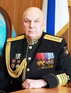 Адмирал Сергей АВАКЯНЦ.
