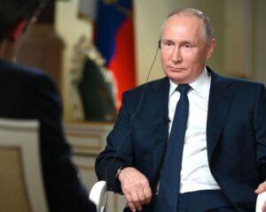 Владимир ПУТИН: Для меня в жизни нет никакой другой, более значимой задачи, чем укрепление России.