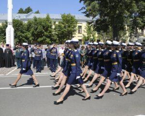 Достойно обеспечат военную безопасность России.