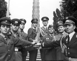 Варшавский договор: 36 лет на службе миру в Европе.