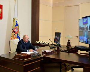 Фото с сайта Президента РФ.