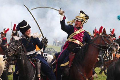 Международный военно-исторический фестиваль «День Бородина».