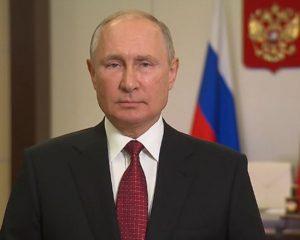 Владимир ПУТИН: Высший смысл выборов – это прежде всего выражение воли народа России как главного источника власти.