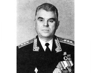 Генерал-полковник Николай Васильевич Чеков